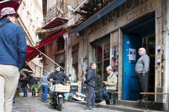 Palermo street